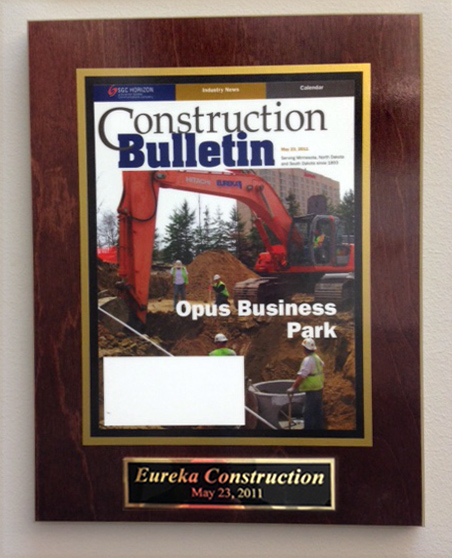 Construction Bulleton Award